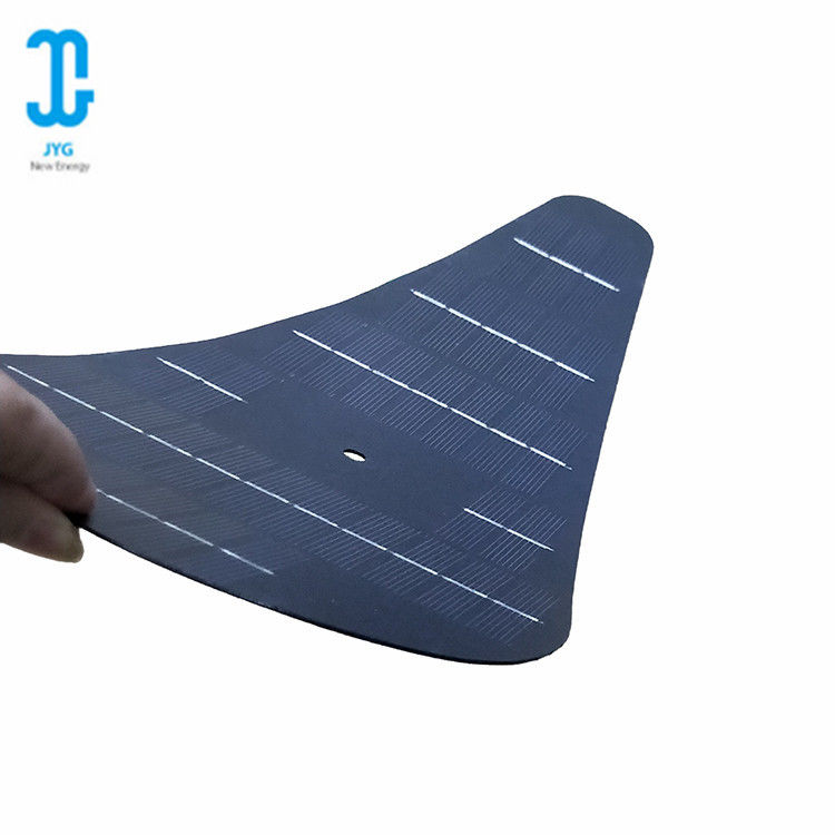 Drop Shaped Thin Flexible Solar Panels Thin Film Solar Panels For Home Use