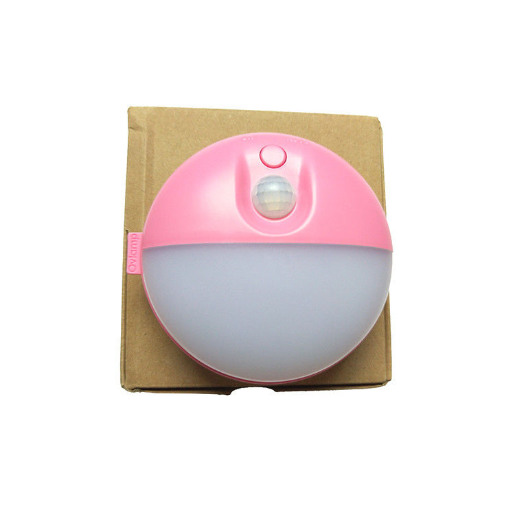 USB Rechargeable Wireless Motion Sensor Light Small Size Customized Color