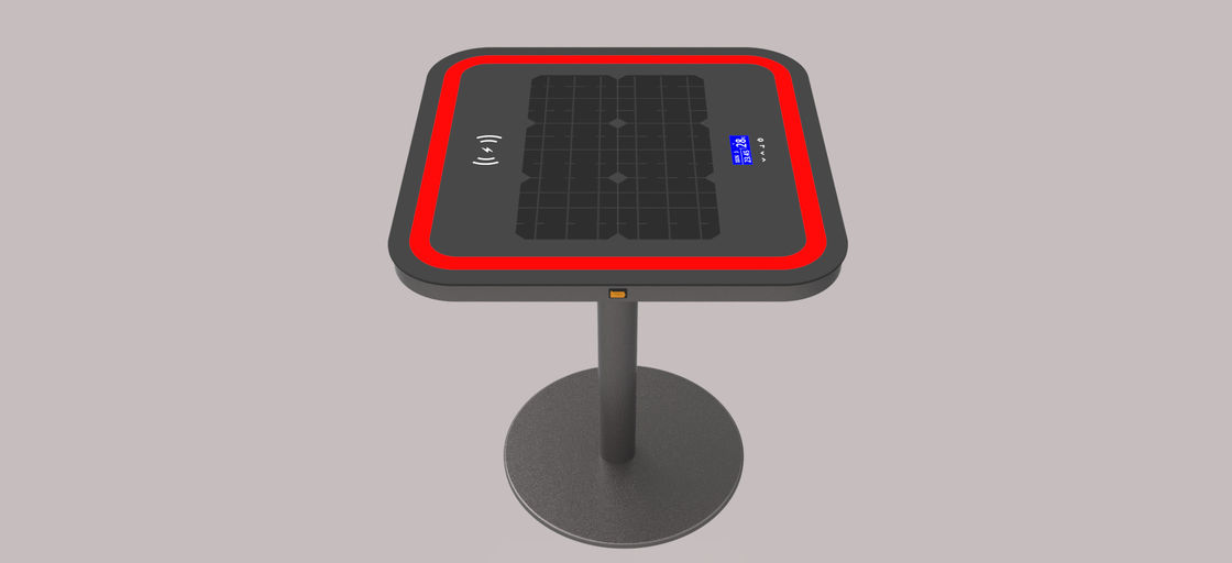 LCD Display 30W LiFePO4 20Ah Solar Phone Charger Table